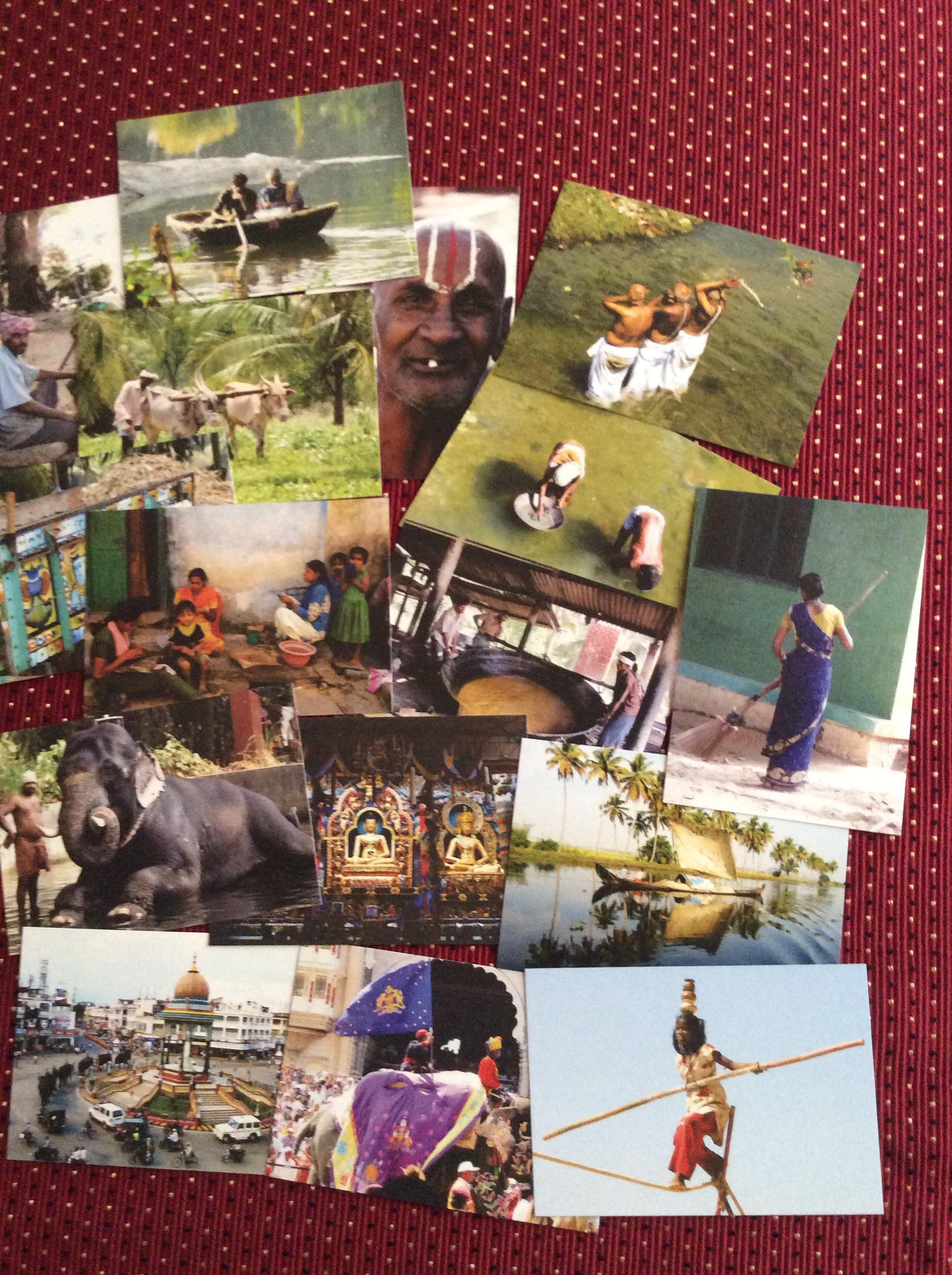 New Postcards arrive
